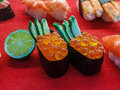 Sushi japanese food fish traditional asian tuna japan eat fresh