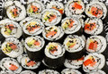 Sushi maki kit Royalty Free Stock Photography
