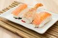 Sushi Nigiri Stock Images