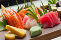 Sushi Platter Royalty Free Stock Photo