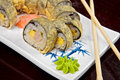 Sushi - Roll Royalty Free Stock Photo