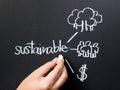 Sustainable Royalty Free Stock Photo