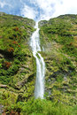 Sutherland falls the highest waterfall in new zealand Stock Photo