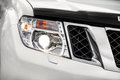 SUV Head Light Royalty Free Stock Photo