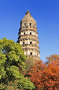 Suzhou tiger hill Royalty Free Stock Photo