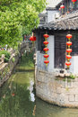 Suzhou village Royalty Free Stock Photography
