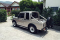 Suzuki caribbean gold phuket thailand Royalty Free Stock Image