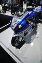 Suzuki GSX-R 750 Challenge Royalty Free Stock Photos