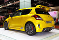 Suzuki Swift s concept Stock Photography