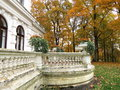 "Sveksna's park villa ""genowefa"" lithuania Royalty Free Stock Photo"