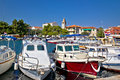 Sveti filip i jakov coastal town in dalmatia croatia Royalty Free Stock Photo