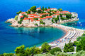 Sveti Stefan, Montenegro Royalty Free Stock Photo