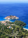 Sveti Stefan (St. Stefan) Stock Photos