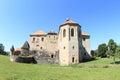Svihov castle Royalty Free Stock Photo