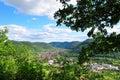 Swabian Alb view