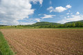 Swabian jura germany agriculture in the Stock Images
