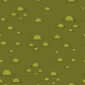 Swamp seamless pattern big green morass texture bubbles on bac background marsh mire Royalty Free Stock Photos