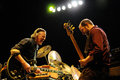 Swans band performs at barcelona spain dec sant jordi club on december in primavera club festival Stock Photography
