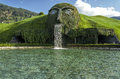 Swarovski museum innsbruck austria august kristallwelten crystal worlds crystal themed theme park entrance on august near Stock Photo