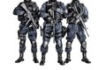 SWAT team Royalty Free Stock Photo