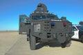SWAT Vehicle