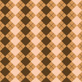 Sweater texture mixed brown colors Royalty Free Stock Photo