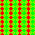 Sweater texture mixed red and green Royalty Free Stock Image
