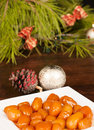 Swedish Christmas potatoes Royalty Free Stock Photo
