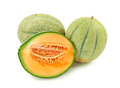 Sweet baby melon Royalty Free Stock Photo