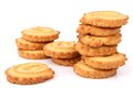 Sweet biscuit Stock Images