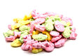 Sweet Candy Mix Royalty Free Stock Photography