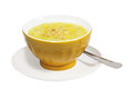 Sweet Corn Soup Royalty Free Stock Photography