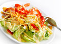 Sweet Crunchy Mexican style salad Royalty Free Stock Photo