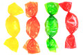 Sweet different bonbon Royalty Free Stock Photo