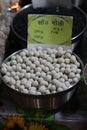 Sweet digestion balls