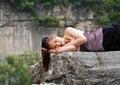 Sweet dream Royalty Free Stock Photos