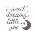 Sweet dreams little one Royalty Free Stock Photo