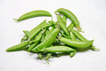 Sweet green pea Royalty Free Stock Photo