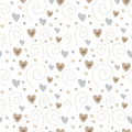 Valentine's day texture in colors of beige and grey