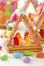 Sweet houses Royalty Free Stock Photo