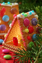 Sweet houses Stock Photography