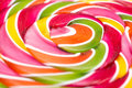 Sweet lollipop closeup details background Royalty Free Stock Image
