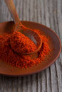 Sweet paprika Royalty Free Stock Photo