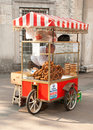 Sweet Pasteries in Istanbul Royalty Free Stock Photo