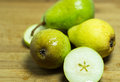 Sweet pears Royalty Free Stock Photo