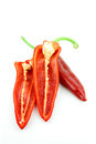 Sweet pointy pepper Royalty Free Stock Photography