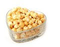 Sweet popcorn Stock Photography