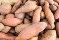 Sweet Potatoes Royalty Free Stock Photo