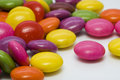 Sweet smarties Royalty Free Stock Photography