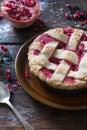 Sweet tart cake
